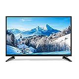 ZFFSC TV de Calidad HD Televisión, TV Smart HD de 4K, 32/42 / 50/55/60 Pulgadas, Inteligencia Artificial, Proyección de teléfonos móviles, WiFi Incorporado, C TV de Calidad HD