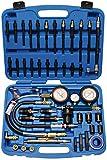 BGS set Test Compressione e Perdita di Pressione per Benzina e Diesel motori, 1pezzo, 8401