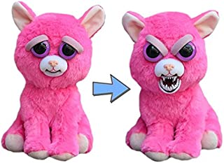 Feisty Pets Lady Monstertruck the Pink Cat (Extinct – No Longer Produced)
