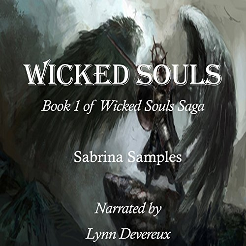 Wicked Souls audiobook cover art