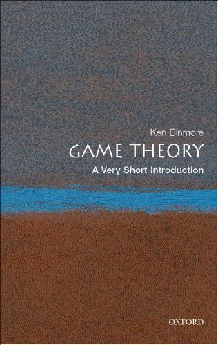Game Theory: A Very Short Introduction (Very Short Introductions) (English Edition)