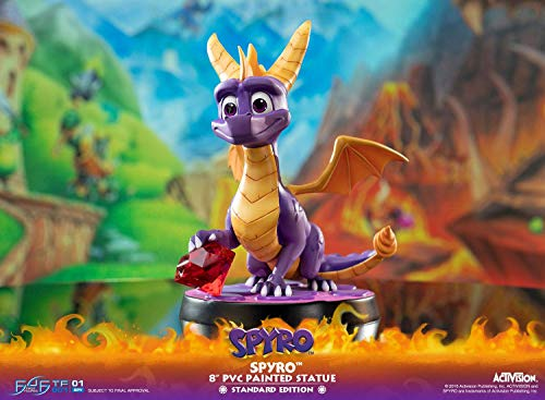 First 4 Figures 5060316621783 Spyro The Dragon PVC Statue