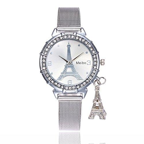 Organizador Sin Taladro marca Fenebort Reloj