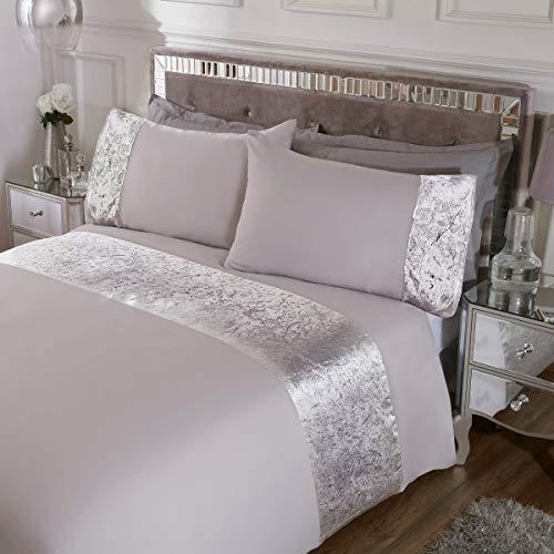 Sleepdown Folietryckt sammet manschett sängkläder