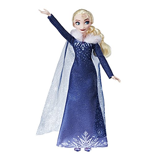 Disney Frozen Olaf's Adventure Elsa Doll