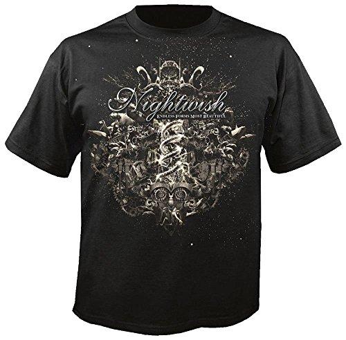 Nightwish - Endless Forms Most Beautiful - T-Shirt Größe XL
