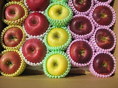 生産農家直送 信州の旬のりんご お勧め詰め合わせ 中級ランク 約4.7〜5kg入り/箱 サンつがる さんさ シナノリップ 秋映 シナノスイートなど、旬のりんごを詰め合わせします