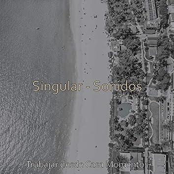 Singular - Sonidos