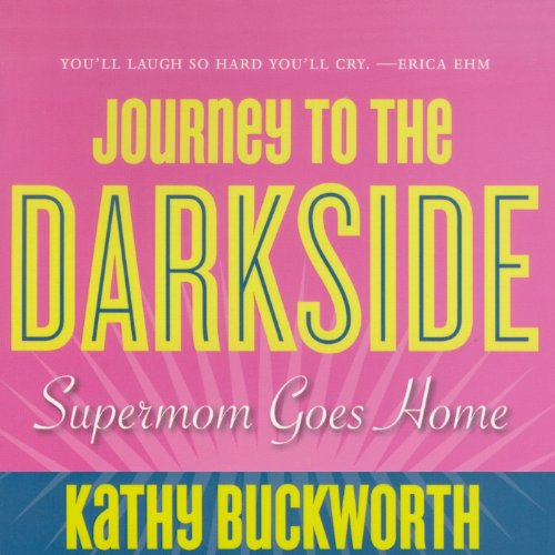 Journey to the Darkside audiobook cover art