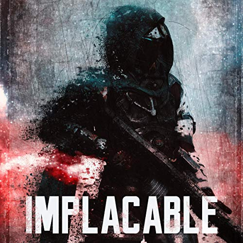 Implacable Audiobook By Kyrell Kendrick cover art