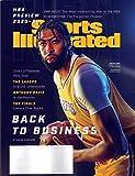 SPORTS ILLUSTRATED NAGAZINE - WINTER 2020 / NBA PREVIEW 2020-21 - ANTONY DAVIS