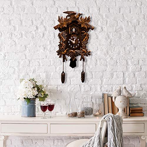 Walplus VINTAGE Looking Orologio a cucù Decorazione da parete casa soggiorno cucina decorazione ristorante CAFE Hotel DECORAZIONE