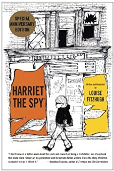 Book's Cover of Harriet the Spy: 50th Anniversary Edition (English Edition) Versión Kindle