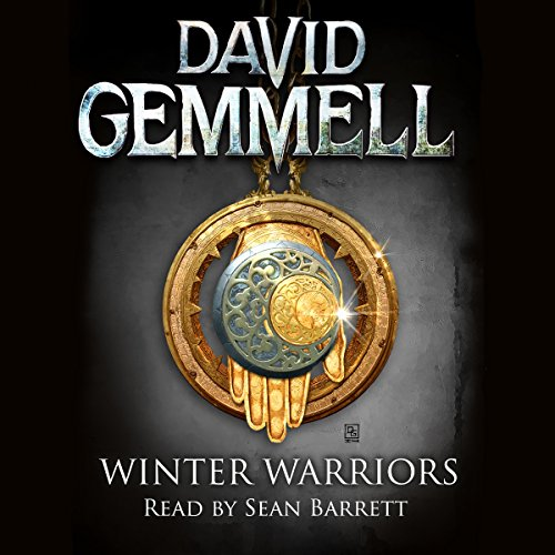 Winter Warriors audiobook cover art