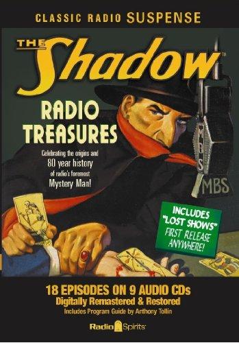 The Shadow Radio Treasures (Old Time Radio) (Classic Radio Suspense)