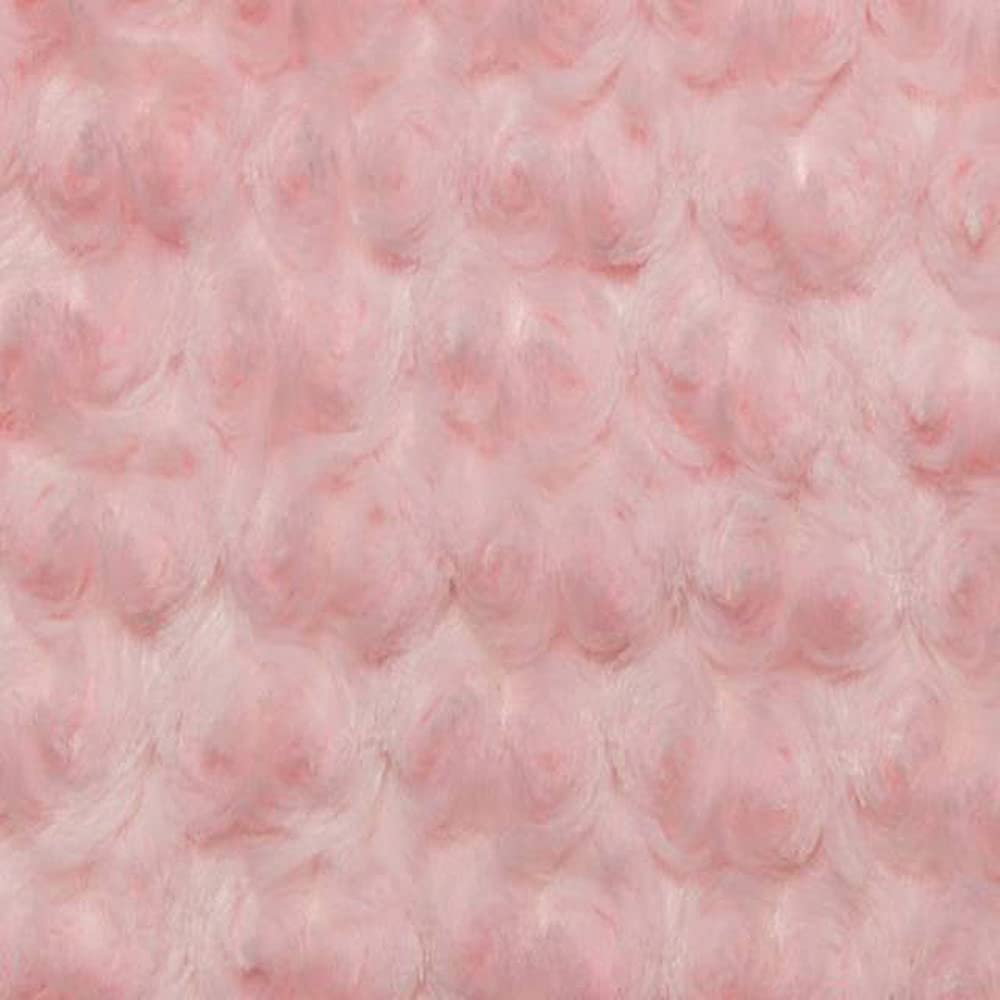 Pico Textiles Baby 70% OFF Outlet Pink Rosette Rosebuds 60 Rose Fabric - Cuddle Translated