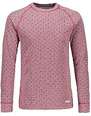 CMP Maglia Intima In Lana Merino Stretch Camiseta Interior, Niñas