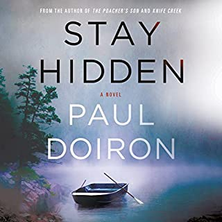 Stay Hidden audiobook cover art