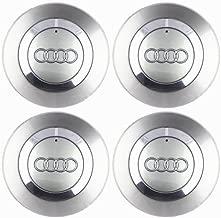 Luck16888 4 OEM Wheel Center Cap 8E0601165 for Audi 2002-2007 Audi A4 B6 16