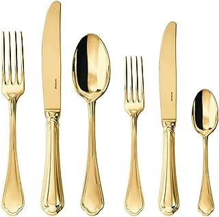 SAMBONET - Set 36 Pcs Filet Toiras PVD Tin Gold