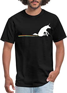 Unicorn Rainbow Poop Men's T-Shirt