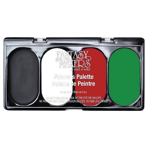 Wet n Wild Fantasy Makers Painter's Palette Queen of the Dead
