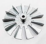 3–21–00661–Harman chimenea ventilador hoja, 43/4'Single remo–Acc I, p-35i- mejor precio
