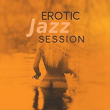 Erotic Jazz Session – Romantic Jazz Music, Smooth Sounds, Sensual Evening, Hot Massage