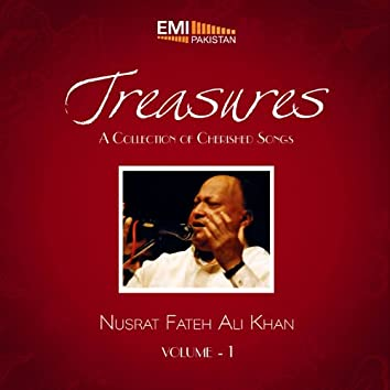 Treasures Nusrat Fateh Ali Khan, Vol. 1