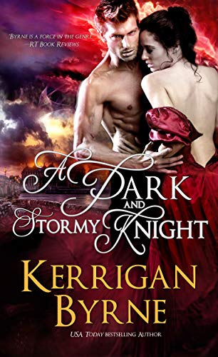 A Dark and Stormy Knight (Victorian Rebels Book 7) (English Edition)