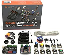 DFROBOT Gravity Arduino Starter Kit for Uno R3 with Modularized Sensors