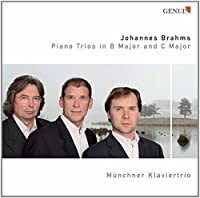 Johannes Brahms:Piano Trios in B Major and C Major