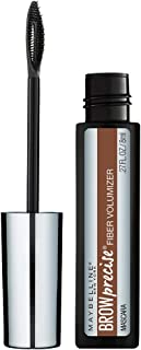 Maybelline New York Brow Precise Fiber Volumizer Eyebrow Mascara, Soft Brown, 0.27 fl. oz.