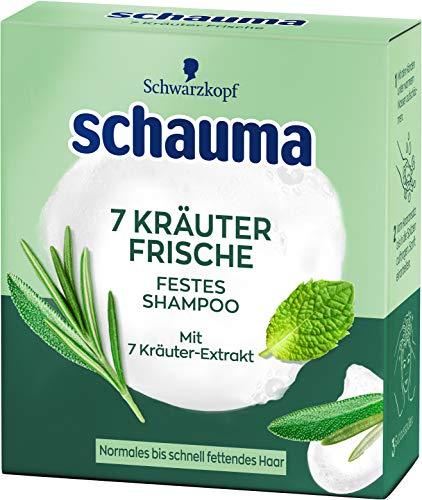 Schauma Festes Shampoo 7 Kräuter, 60 g