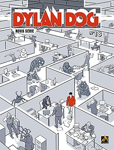 Dylan Dog Nova Série - volume 18: A máquina humana