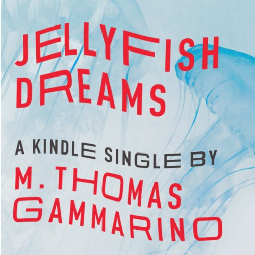 Jellyfish Dreams audiobook cover art