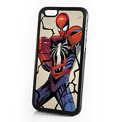 ( For iPhone 6 6S ) Phone Case Cover - HOT5188 Cool Spiderman