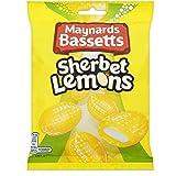 Bassetts Sherbert Lemons 192g...