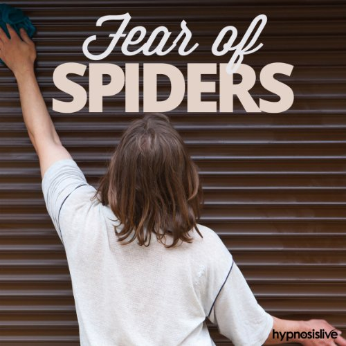 Fear of Spiders Hypnosis cover art