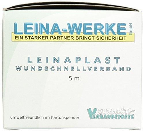 LEINAWERKE 70055 LEINAPLAST adhesive bandages 5 m x 8 cm EL 1 pc.
