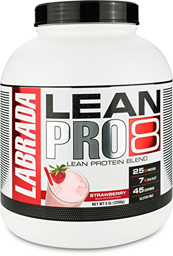 Lean Pro8, Strawberry - 2268g
