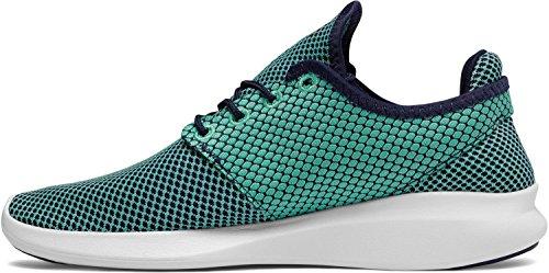 New Balance Men's FuelCore Coast V3 Running Shoe, Tidepool/Pigment, 10