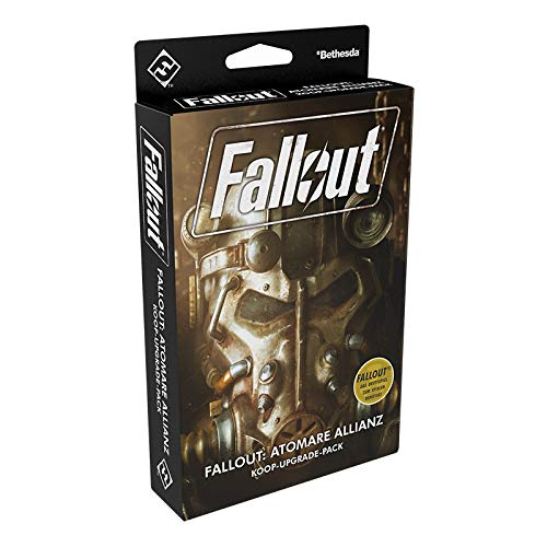 Fallout - Atomare Allianz - Brettspiel | DEUTSCH