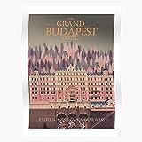 Zaldini Anderson Budapest Travel Retro Vintage Grand Wes