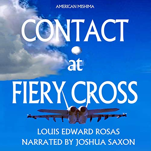 Contact at Fiery Cross cover art