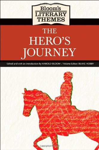 The Hero's Journey (Bloom's Literary Themes) (English Edition)