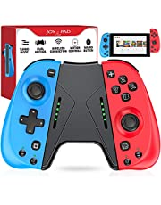 ESYWEN Joy Pad Controller for Nintendo Switch, Controllers for Nintendo Switch, Replacement for Joycon with Macro Button and Grip Stand