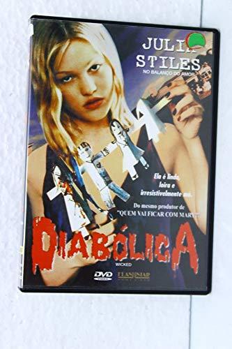 Dvd - Diabólica Julia Stiles