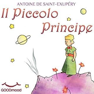 Il Piccolo Principe audiobook cover art