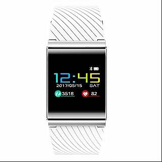Pulsera Inteligente Deporte Control de actividad Relojes Deportivos Podómetros/Pulsómetro/presión arterial/Soporta Llamada Mensaje para iOS/Android